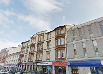 Thumbnail 1 bedroom flat for sale in 72, West Blackhall Street, 2nd Floor, Greenock PA151Xg