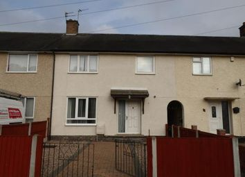 Thumbnail 3 bed terraced house for sale in Whitevale Vale, Clifton, Nottingham, Nottinghamshire