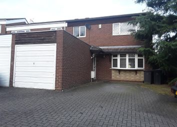Thumbnail 3 bed terraced house for sale in Churchway, Stirchley, Telford