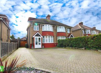 Thumbnail 4 bed semi-detached house for sale in Albury Ride, Cheshunt, Waltham Cross