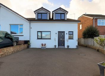 Thumbnail 2 bed semi-detached house for sale in Clarendon Road, Ipplepen, Newton Abbot