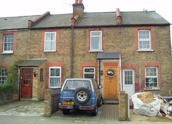 Thumbnail 2 bed cottage to rent in Second Cross Road, Twickenham