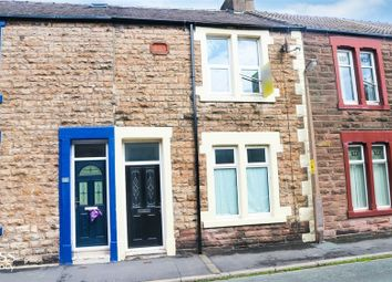 3 bed terraced house for sale in Frazer Street, Workington, Cumbria CA14