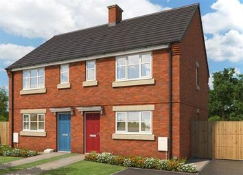 Thumbnail 3 bed semi-detached house for sale in The Meadowsweet, Briars Walk, Cannock