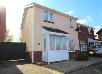 Thumbnail 3 bed detached house for sale in Middle Pasture, Werrington, Peterborough