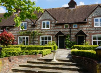 Thumbnail 2 bed mews house for sale in Goodworth Clatford, Andover, Hampshire