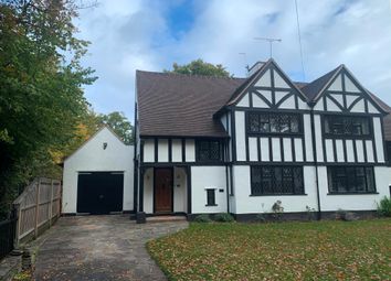 Thumbnail 3 bed semi-detached house for sale in The Covert, Petts Wood, Orpington