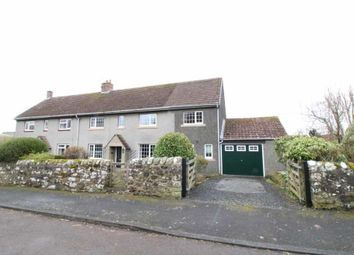 Thumbnail 3 bed semi-detached house for sale in Meadowlands, Kirkwhelpington, Northumberland