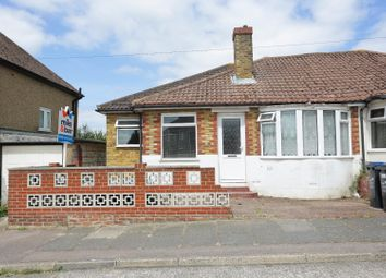 Thumbnail 2 bed semi-detached bungalow for sale in Roman Road, Ramsgate