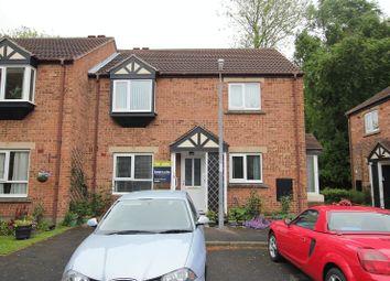 Thumbnail 2 bedroom flat for sale in Applegarth Mews, Crescent Street, Cottingham