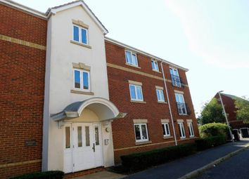 Thumbnail 2 bed flat for sale in Solomon Way, Hamworthy, Poole