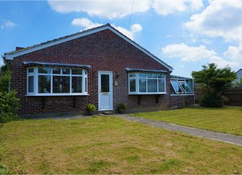 Thumbnail 3 bedroom detached bungalow for sale in Verne Road, Verwood