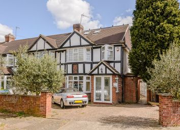 Thumbnail 4 bed end terrace house for sale in Barnfield Avenue, Kingston Upon Thames