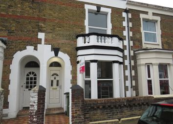Thumbnail 4 bedroom terraced house for sale in Britannia Road, Southsea