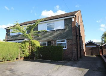 Thumbnail 3 bed semi-detached house for sale in The Turnpike, Marple, Stockport