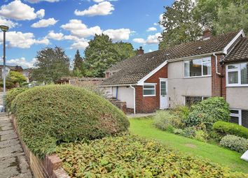Thumbnail 3 bed terraced house for sale in Claerwen Drive, Lakeside, Cardiff