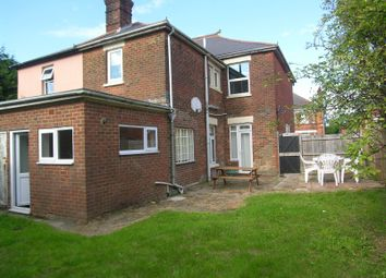 Thumbnail 5 bed property to rent in Richmond Park Road, Bournemouth