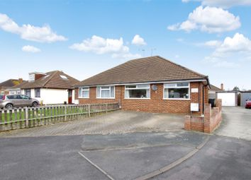 Thumbnail 2 bed semi-detached bungalow for sale in Stonehurst Close, Swindon