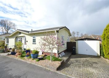 Thumbnail 2 bed detached bungalow for sale in Fairview Park Mobile Home Park, Pottery Road, Bovey Tracey, Newton Abbot