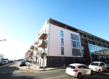 Thumbnail 2 bed flat for sale in Brittany Street, Phoenix Quay, Plymouth