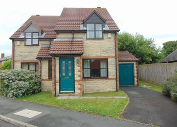 Thumbnail 2 bed semi-detached house for sale in Mackintosh Court, Gilesgate, Durham