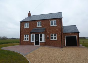 Thumbnail 4 bed detached house to rent in Grassgate Lane, Wisbech