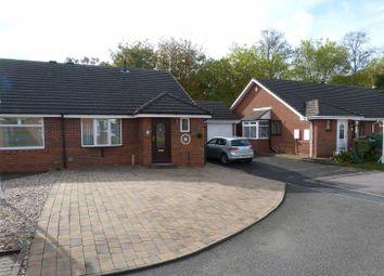 Thumbnail 2 bed bungalow for sale in Lancaster Close, Bournville, Birmingham