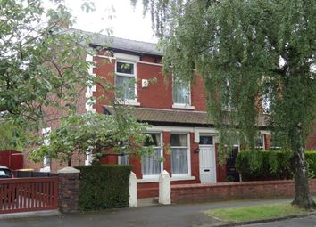 Thumbnail 4 bed semi-detached house for sale in Hall Road, Fulwood, Preston