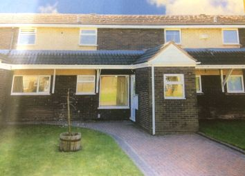 Thumbnail 3 bed town house to rent in Keats Close, Coton Green, Tamworth, Staffordshire