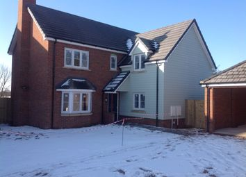 Thumbnail 5 bedroom detached house for sale in Castle Hill Road, Totternhoe, Dunstable