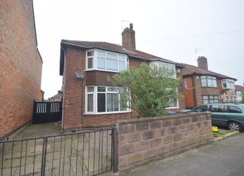 Thumbnail 3 bedroom semi-detached house for sale in Balfour Road, Pear Tree, Derby