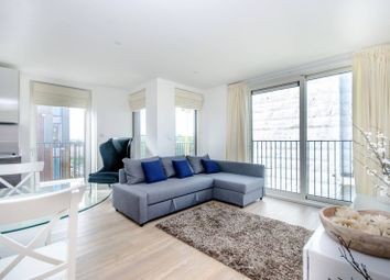 Thumbnail 2 bed flat to rent in Navigation House, Whiting Way, Canada Water, London