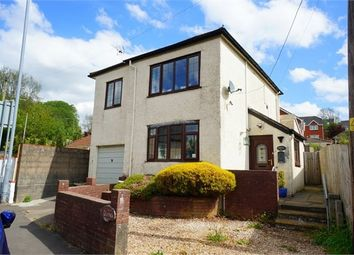 Thumbnail 3 bed detached house for sale in Pontymason Lane, Rogerstone, Newport