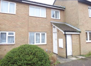 Thumbnail 3 bed terraced house for sale in Cumbria Close, Houghton Regis, Dunstable