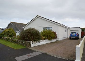 Thumbnail 3 bed detached bungalow to rent in Billings Drive, Tretherras, Newquay