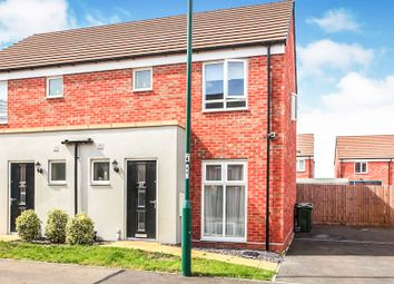 3 bed semi-detached house for sale in Saxonbury Way, Peterborough PE2