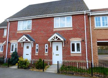 Thumbnail 2 bed town house to rent in Tiber Road, North Hykeham, Lincoln