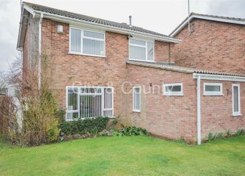 Thumbnail 3 bed detached house for sale in Spinney Walk, Longthorpe, Peterborough