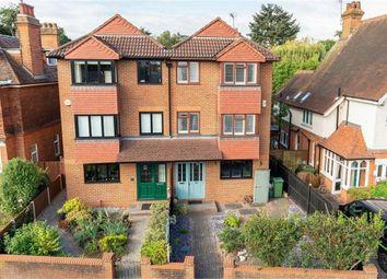 5 bed semi-detached house for sale in Hersham Road, Walton-On-Thames, Surrey KT12