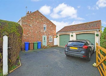Thumbnail 3 bed cottage for sale in Beverley Road, Beeford, East Yorkshire