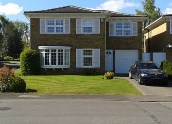Thumbnail 6 bed detached house for sale in Wood Drive, Chislehurst