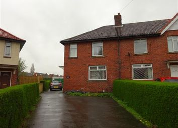 Thumbnail 3 bed end terrace house for sale in Castle Mount, Dewsbury