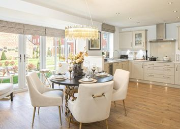 "Thumbnail 4 bed detached house for sale in ""Holden"" at Barley Fields, Thornbury, Bristol"