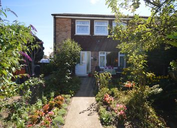 Thumbnail 3 bed semi-detached house for sale in Bure Close, Kings Lynn, Norfolk