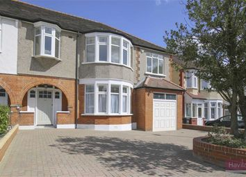 Thumbnail 5 bed semi-detached house for sale in Woodland Way, Winchmore Hill, London