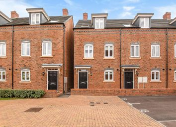 Thumbnail 4 bed terraced house for sale in Carpenters Close, Newbury