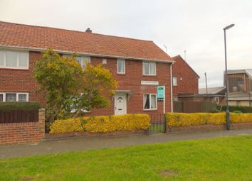 Thumbnail 3 bedroom semi-detached house for sale in Hillsview Avenue, Kenton, Newcastle Upon Tyne