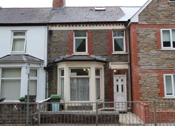 Thumbnail 3 bed terraced house to rent in Allensbank Road, Heath, Cardiff