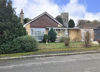Thumbnail 2 bed detached bungalow for sale in St. Johns Close, Donhead St. Mary, Shaftesbury