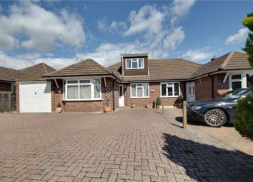 Thumbnail 3 bed bungalow to rent in Ripley Avenue, Egham, Surrey
